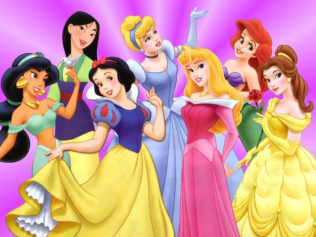 Degrees Of Life Walt Disney And His Princesses